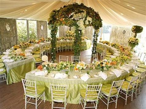 some wedding table decoration ideas and tips interior design inspirations - Wedding Table Decorations Photos