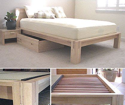 tall platform bed frame 25 best ideas about tall bed frame on pinterest diy bed