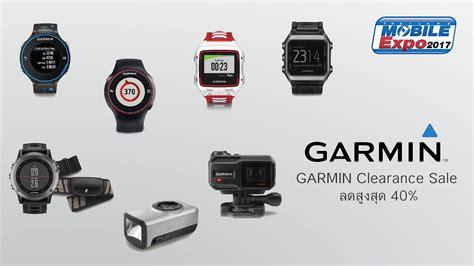 garmin clearance sale ลดส งส ด 40 เฉพาะ ในงาน mobile expo - Garmin Sale