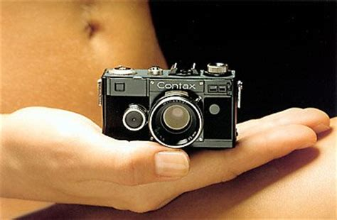 contax i minox 8x11 classic collection
