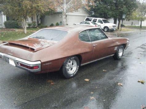 auto air conditioning repair 1991 pontiac lemans transmission control find new 1971 pontiac lemans sport 350 automatic ac car ps pb in elk grove california