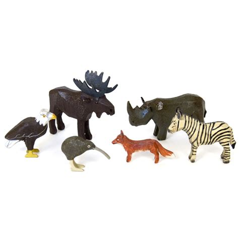 noahs ark animal assortment