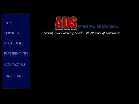 York Plumbing And Heating by A D S Stands 100 Our Work We Are Not Satisfied