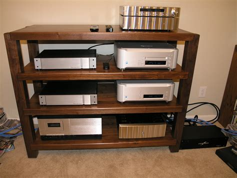 hohe regale custom high end audio stereo racks stands speaker