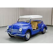1961 Renault Jolly Beach Car