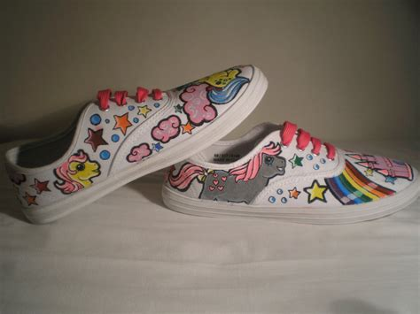 my pony sneakers my pony shoes otherside by missgriss on deviantart