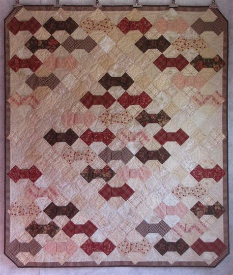 Bowtie Quilt Pattern by 63 Best Images About Quilts Bow Tie On Quilt Feed Sacks And Spool Quilt