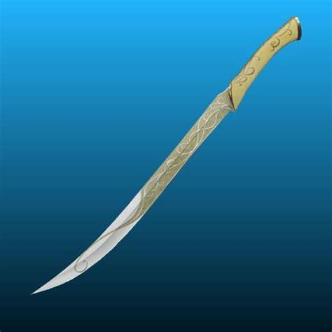 Papercraft Swords - legolas swords and papercraft on