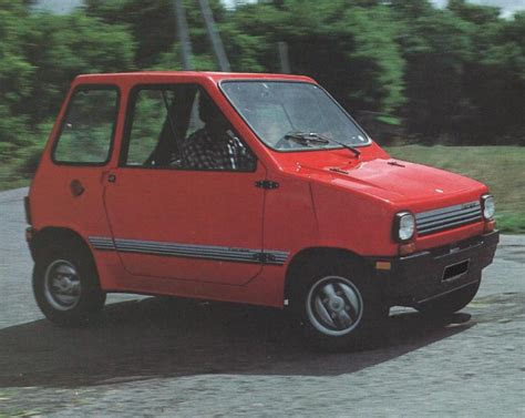 Micro Auto by Microcar