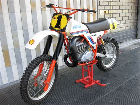 Ktm Retro Motorrad by Motorcycle 74 Vintage Ktm Motorcycles