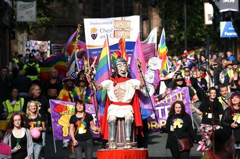 new year parade chester new venue for this year s chester pride festival chester
