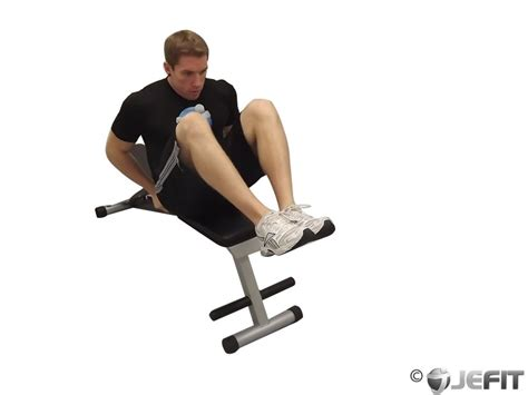 bench leg pull in seated flat bench leg pull in exercise database jefit