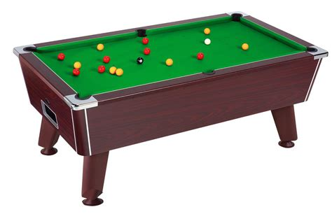 Free Pool Table by Object Moved