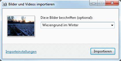 bilder importieren von kamera auf pc | tippscout.de