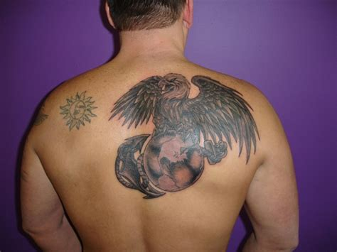upper back tattoos for men tattoos for men