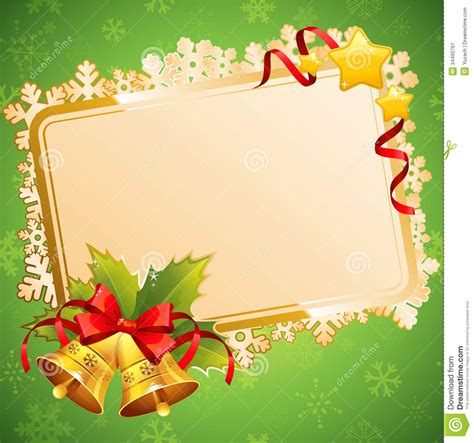 christmas wallpaper invitations decorative invitation postcard with traditional winter stock vector image 34492761