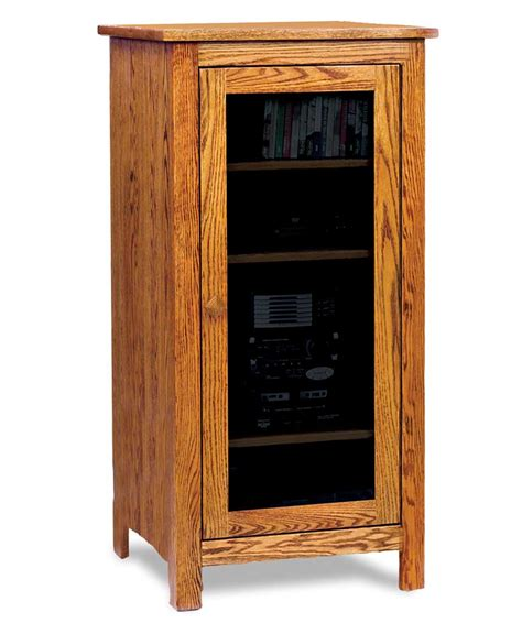 small audio cabinet mission small stereo cabinet amish direct furniture