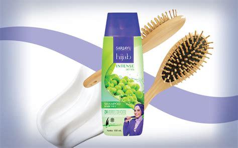 Masker Rambut Sariayu 6 tip merawat rambut berhijab