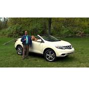 Road Test 2011 Nissan Murano CrossCabriolet  YouTube