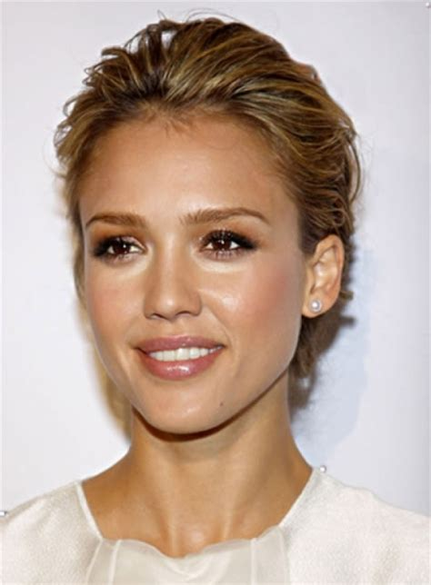short hairstyles for fine hair updo front updo for short fine hair 2013