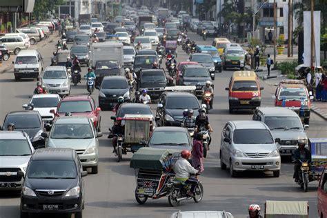 Ac Lg Di Kota Medan kemacetan di kota medan berita daerah