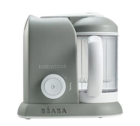 Baby Safe Steam And Blender beaba babycook 4 in 1 steam cooker blender and