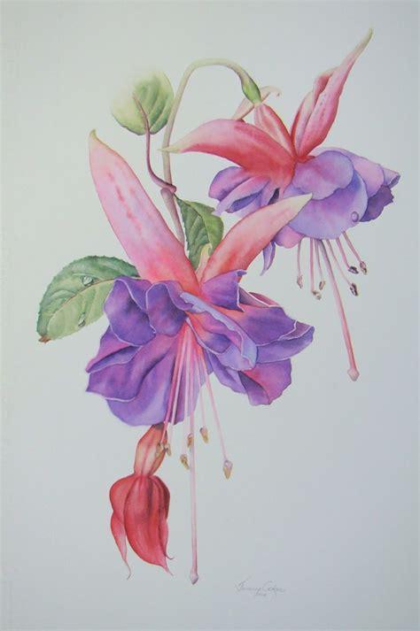 libro botanical painting in gouache pin von angeles gc auf dibujo y pintura wasserfarben t 228 nzer und kunst