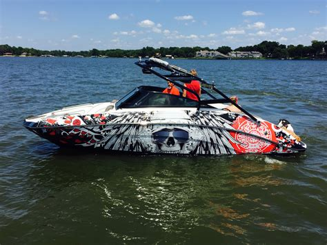 boat vinyl wrap boat wraps portfolio vinyl boat graphics boat wraps