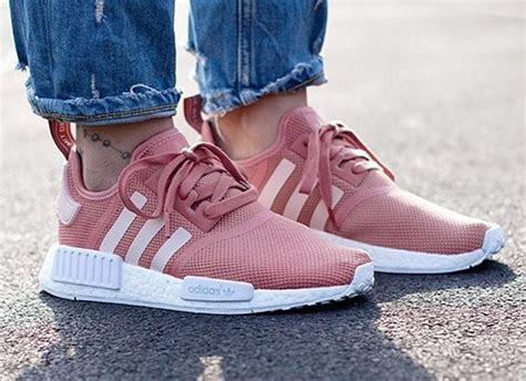 comment acheter les adidas nmdr femme raw pink talc