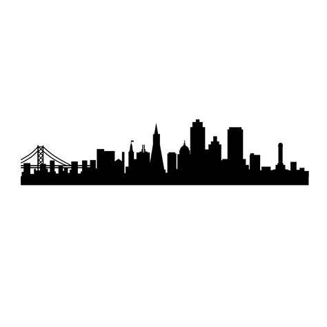the gallery for gt gotham city skyline clip art