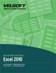 tutorial excel 2010 advanced excel 2010 advanced training materials