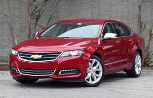 test drive 2015 chevrolet impala ltz the daily drive