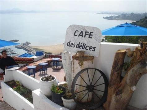 le caf 233 des delices sidi bou said tunis tunisie photo de
