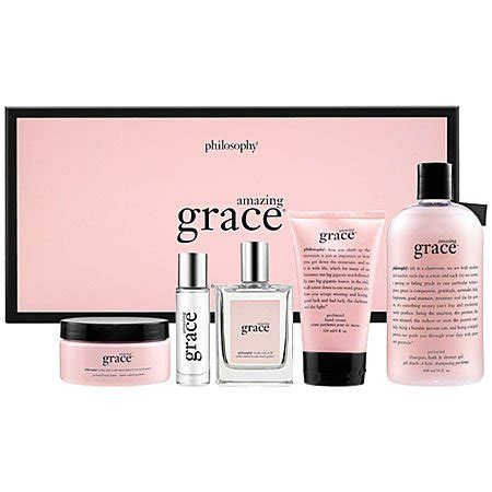Philosophy The Ultimate Diet Gift Set by Buy Best Price Philosophy Amazing Grace Fragrance