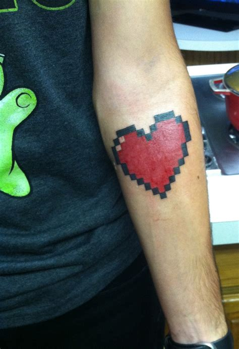 simple video game tattoo 10 best images about tattoos on pinterest miami zelda