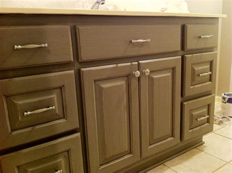 distressed gray cabinets grey cabinets distressed glazed for the home