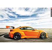 Photo 2/10  2015 Lexus Rc F Pandem Widebody Kit