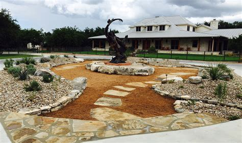 landscape design texas hill country alltex landcapes hill country landscaping at its finest