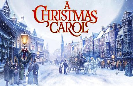 Christmas carol the historic roxy theatre
