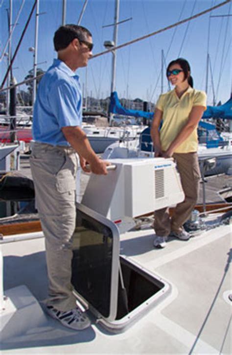 boat hatch air conditioner selecting air conditioning for four boat west marine