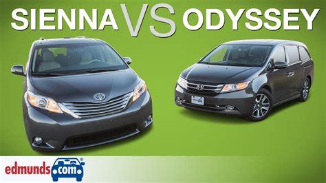 toyota 2017 honda odyssey vs 2016 toyota usb cheap cars toyota sienna 2016 vs 2017 best new cars for 2018