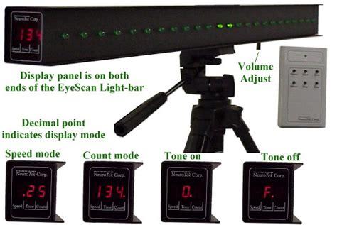 Emdr Light Bar by Eyescan 2000