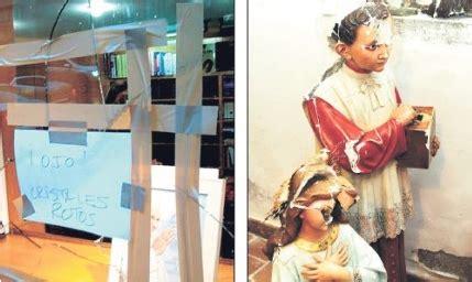 librerias religiosas en madrid custodios de san pedro ataque contra una iglesia y una