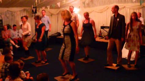 tutorial dance flash mob step dance flash mob at jack jackie s wedding youtube