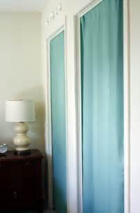Curtain closet door ideas home design ideas