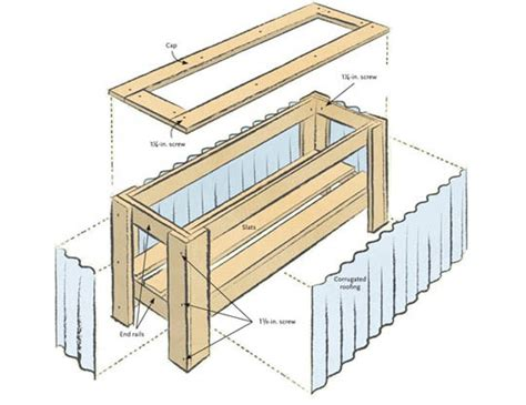 wooden planter plans diy urban planter box plans fresh home ideas apartment