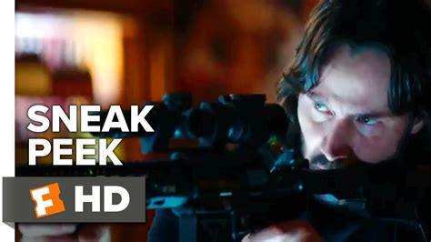 Sneak Preview 2 by Wick Chapter 2 Official Sneak Peak 2017 Keanu