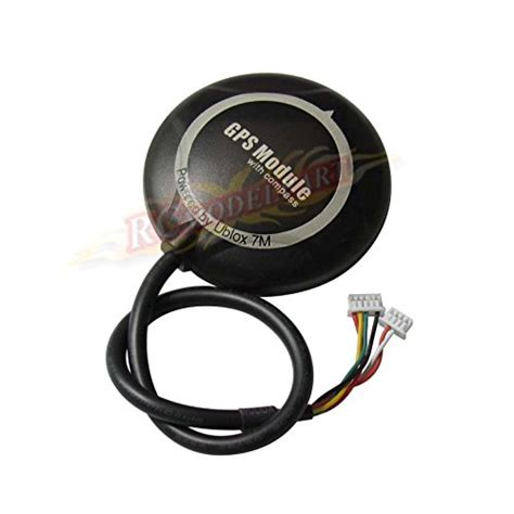 Ublox Neo 7m 7m Gps Module With Compass For Apm2 5 2 6 2 8 Pix hobbypower ublox neo 7m gps module with compass gps