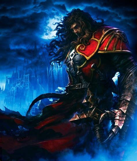 castlevania lords  shadow artwork image mod db