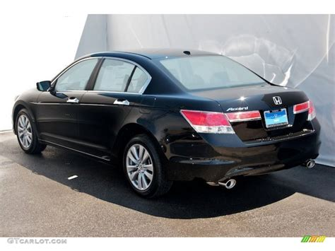 2012 honda accord colors 2012 black pearl honda accord ex sedan 64975444